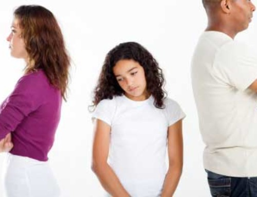 Approaching the Topic of Divorce With Your Child